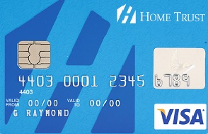 Home Trust Secured Visa